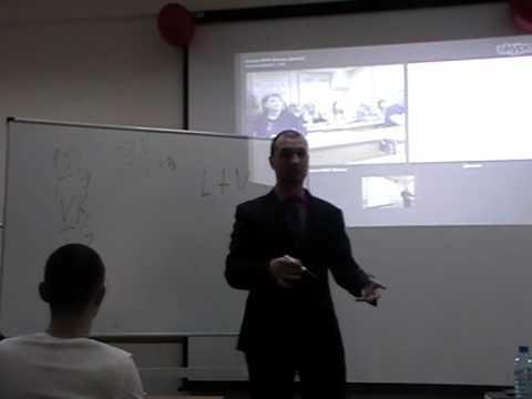 Мастер-класс по маркетингу на тему НОВЫЕ ТЕХНОЛОГИИ МАРКЕТИНГА И РЕКЛАМЫ (видео)