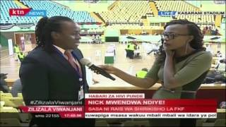 Chairman of Players' Association Speaks about the FKF Elections