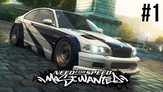 Need for Speed Most Wanted 2005 Gameplay Walkthrough Part 1 - BEST NEED FOR SPEED EVER ??? • GameRio