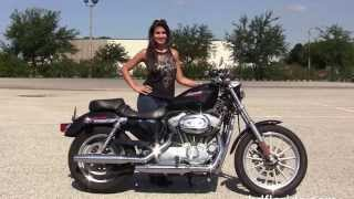 2. Used 2007 Harley Davidson Sportster 883 Custom Motorcycles for sale in Punta Gorda