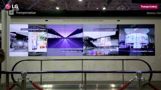 [ISE2015]LG Booth Overview