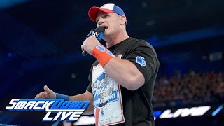 Nonton John Cena Returns With A Huge Royal Rumble Challenge  Smackdown Live Wild Card Finals  Dec  27  2016 Film Subtitle Indonesia Streaming Movie Download
