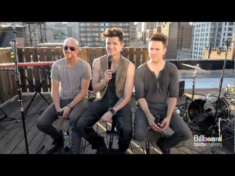 script - For the complete story, click here: http://bit.ly/OlrgFD The Script perform an acoustic version their hit single