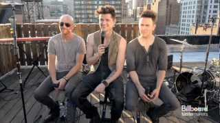"Video The Script - ""Hall Of Fame"" (LIVE Acoustic Session + Interview) MP3, 3GP, MP4, WEBM, AVI, FLV April 2018"