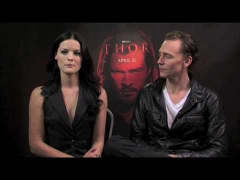 Jaimie Alexander - Richard Gray of The Reel Bits interviews Jaimie Alexander and Tom Hiddleston on 'Thor'. Conducted in Sydney on 18 April 2011 on http://www.thereelbits.com.
