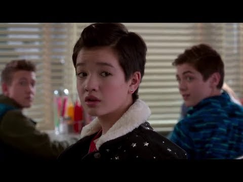 Andi Mack - Johan Tries to Make Jealous to Andi -  Buffy in a Bottle