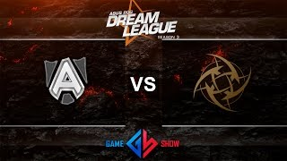 Alliance vs NIP, game 1