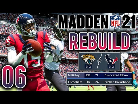 Winner Takes Over First Place - Madden 21 Franchise Rebuild | Ep.6