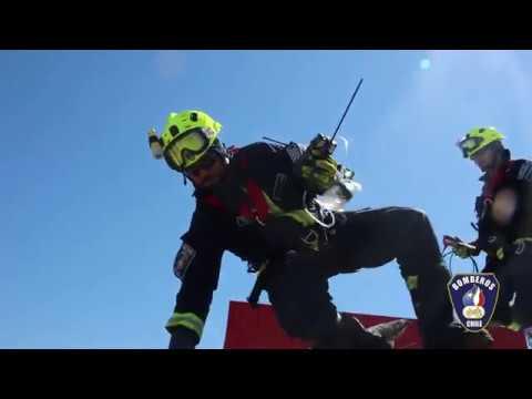BOMBEROS DE CHILE - VIDEO DE LA CLASIFICACIÓN INTERNACIONAL DE USAR CHILE