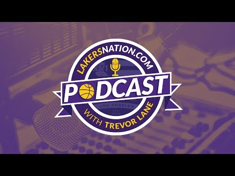 Video: Lakers Podcast: Larry Nance Jr. Talks Paul George, Trade Deadline, Best Dunk & More