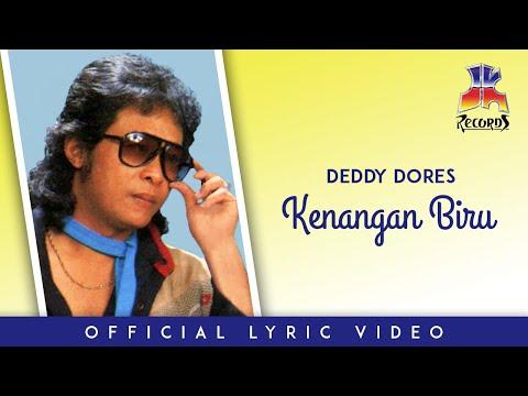 Deddy Dores - Kenangan Biru (Official Lyric Video)