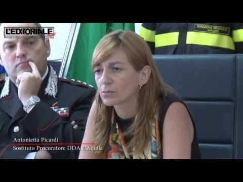 Tangenti e puntellamenti: arresti a L'Aquila