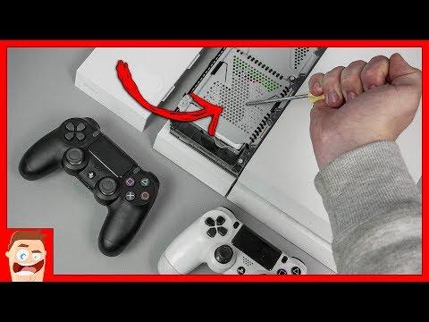 Апгрейд Sony Playstation 4: теперь она В 6 РАЗ ЛУЧШЕ!!!