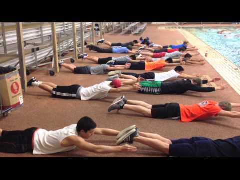 Strength in Numbers: Dryland Training in Large Groups