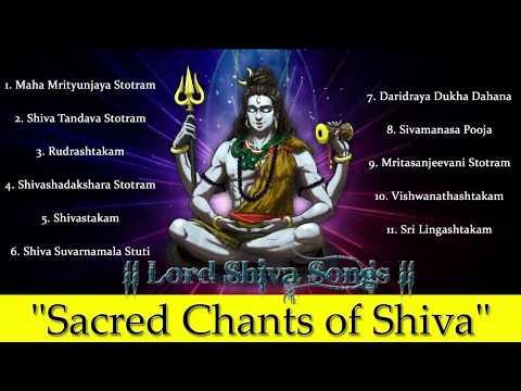 Video Sacred Chants of Shiva Mantras download in MP3, 3GP, MP4, WEBM, AVI, FLV January 2017