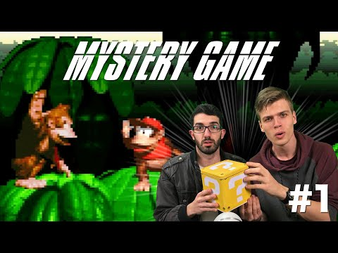 MYSTERY GAME #1