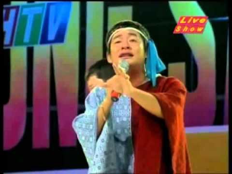 [GALA CƯỜI 2003] Mơ làm ca sĩ - Tấn Beo, Tấn Bo
