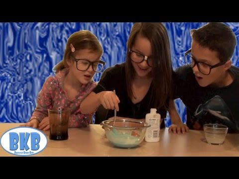 Bratayley Knows Slime (Science Experiments for Kids) BKB #5