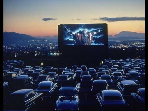 Theaters - University of Nebraska-Lincoln Film Studies professor Wheeler Winston Dixon recalls the glory days of the drive-in movie theater.