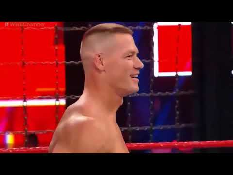 John Cena vs Finn balor vs THE Miz vs Elias vs Braun strowman vs Roman reigns Seth rollns