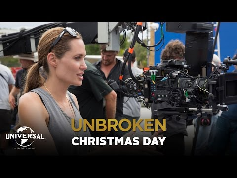 Unbroken (Featurette 'Angelina Jolie')
