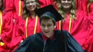 Video Best HS Graduation Speech Ever! Weber High Graduation 2015 MP3, 3GP, MP4, WEBM, AVI, FLV September 2018