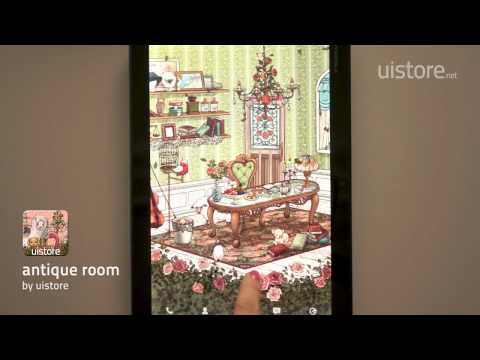 Video of antique room LW[FL ver.]