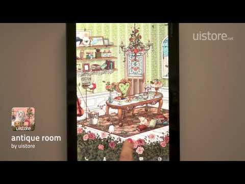 Video of antique room LW[FL ver.]