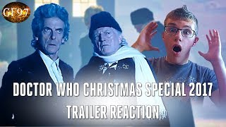 GF97's reacts to the SDCC Christmas Special 2017 Trailer & BBC's America's tribute to The Twelfth Doctor! Please comment, like & subscribe, links to the ...