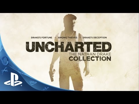 Commercial for PlayStation 4 (PS4), and Uncharted: The Nathan Drake Collection (2015 - 2016) (Television Commercial)