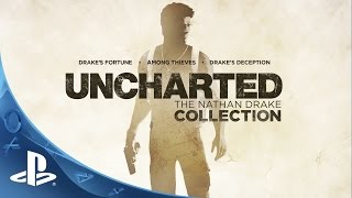UNCHARTED: The Nathan Drake Collection (10/9/2015) - TV Commercial | PS4