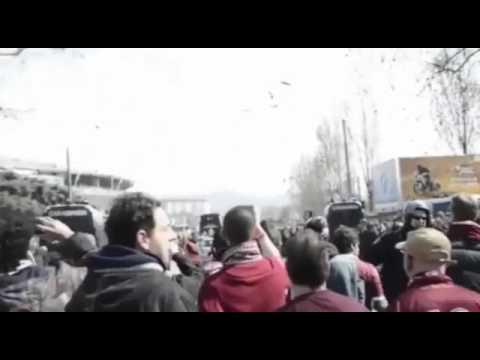Tensione tra tifosi prima di Torino - Juventus