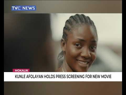 Kunle Afolayan holds press screening for new movie