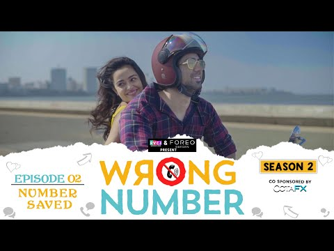 Wrong Number | S02E02 - Number Saved | Apoorva, Ambrish, Badri, Anjali & Parikshit | RVCJ Originals
