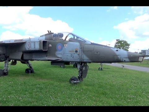 The SEPECAT Jaguar is an Anglo-French...