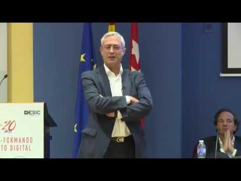 Jornada Talento Digital: Palancas fundamentales de transformación digital desde RRHH – Jesús Briones (Cepsa)