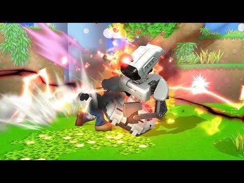 Character Spotlight: Luigi - Super Smash Bros. for Wii U