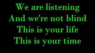 Video Called Out In The Dark - Snow Patrol [Lyrics] MP3, 3GP, MP4, WEBM, AVI, FLV Februari 2019