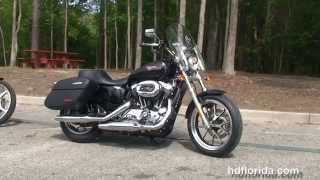 10. New 2014 Harley Davidson XL1200T Sportster 1200 Superlow Motorcycles for sale