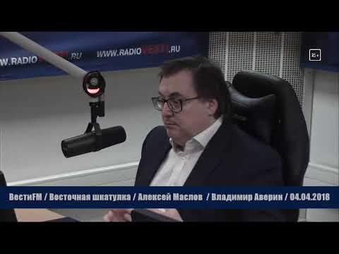Китай никогда не играет в толпе. Алексей Маслов. 04.04.2018 - DomaVideo.Ru