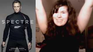 Spectre - Teaser Trailer Reaction&Review