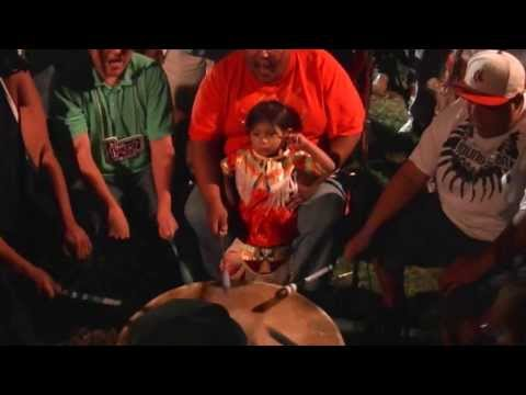North Bear LIVE with Album Audio at Crow Creek - Ft. Thompson Pow Wow