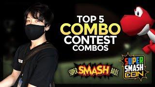 Video Top 5 Combo Contest Combos - Super Smash Con 2018 (ft. Prince, the 64 combo master) MP3, 3GP, MP4, WEBM, AVI, FLV September 2019