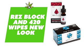 RezBlock & 420 Wipes Redesign by 420 Science Club