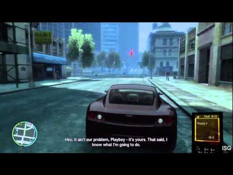 preview-Grand Theft Auto 4: Walkthrough Part 32 [HD] (MrRetroKid91)