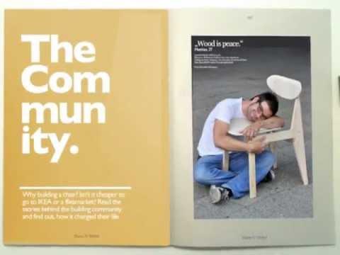 0 Konstruieren statt Konsumieren  Möbel selberbauen von Prime Le Van Bo