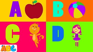 Phonics Song | ABC Songs for Children | Nursery Rhymes | Fun Rhymes Compilation | All Babies Channel