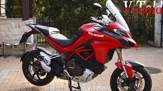 8. Ducati Multistrada 1200 S Walkaround & exhaust sound