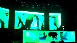 Electronic Indoor Festival 2012 - Laidback Luke Part 1
