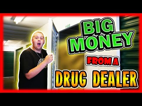 I Bought An Abandoned Storage Unit That Belonged To A DRUG DEALER And Made BIG MONEY!